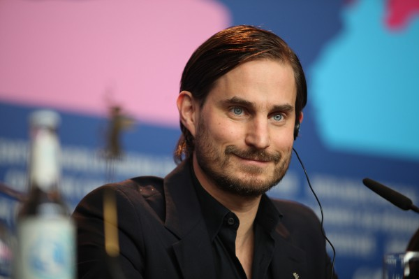 "German actor Clemens Schick (""James Bond 007 - Casino Royale"") at the Berlinale on 11 February 2014. Schick presented the competition film ""Praia do Futuro"", in which he embodies the character of ""Konrad""."